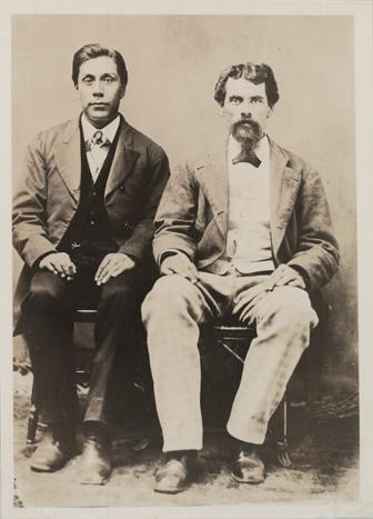 Alsalio Herrera & Ricardo Mattley